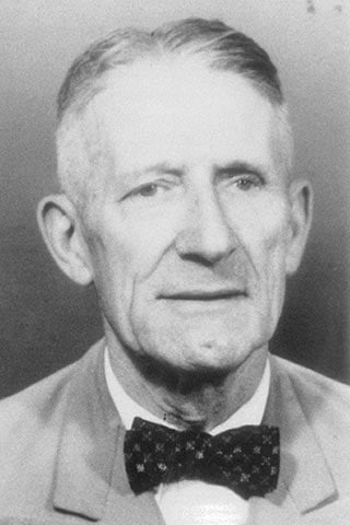 Frank Alan Mitchell plywood founder