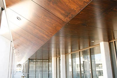 Exterior plywood cladding benefits