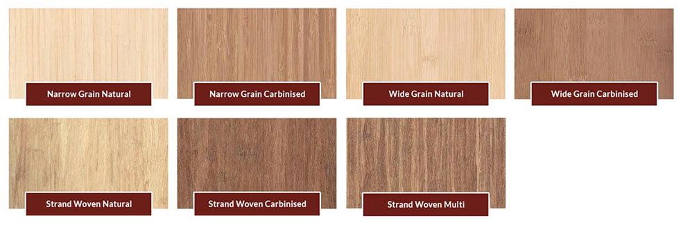 Letobamboo plywood styles