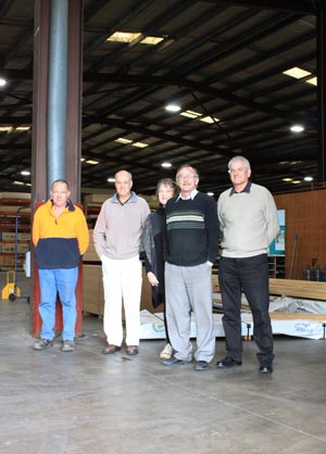 waterproof marine plywood supplier team in Sydney