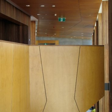 Exterior Plywood for Interior Applications