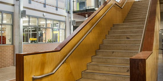 Plywood Stair Treads